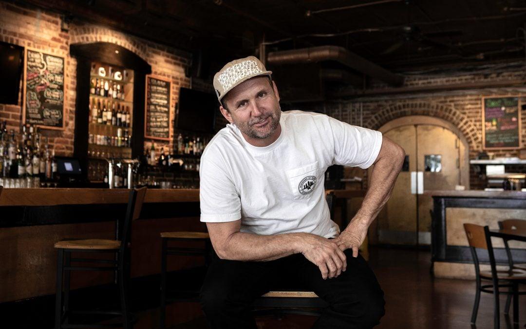 Icons of Ybor: Brian Schaefer (The Bricks, Skate Park of Tampa)